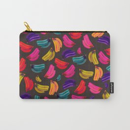 Bananas Coloridas Carry-All Pouch
