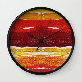The Sun Bandit Wall Clock