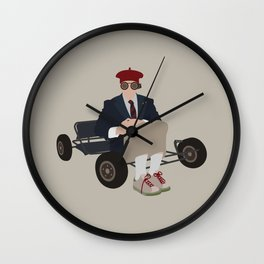 rushmore Wall Clock