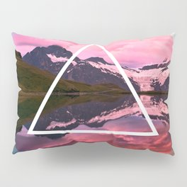 Wanderlust Lake Pillow Sham