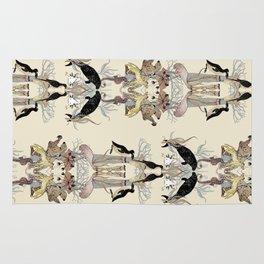 Extinct - Totem Rug