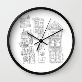 San Francisco! Wall Clock