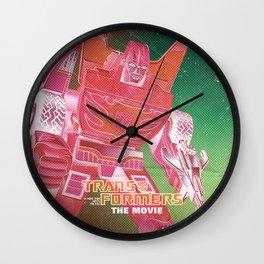 The Transformers Movie / Rodimus Prime Wall Clock