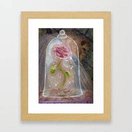 Who Could Ever Learn to Love a Beast? Framed Art Print