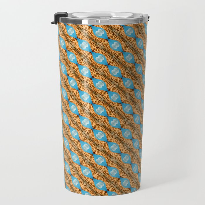 FREE THE ANIMAL - GIRAFA Travel Mug