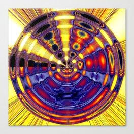 big thai gong Canvas Print