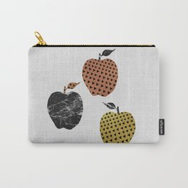 Apples Art Print Carry-All Pouch