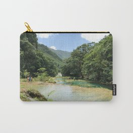 Semuc Champey Carry-All Pouch