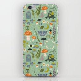Fairy Garden iPhone Skin