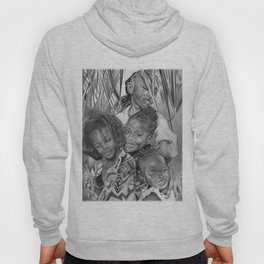 K.A.A.A. (featuring the beautiful children of Ayesha NuRa and Na'imah Delpeche) Hoody