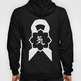 Key Clothing Canada Essence Ribbon Logo Hoody