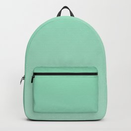 Yoga waver on a fresh pair of legs Backpack
