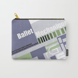 Leger Ballet Mechanique Carry-All Pouch