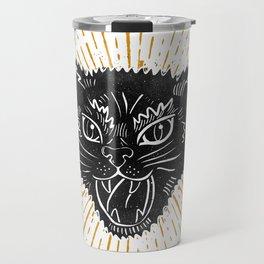 kitty attack Travel Mug