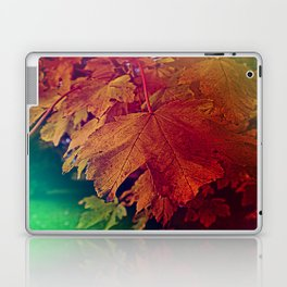 colours of autumn Laptop & iPad Skin