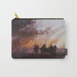 'Come and Take It' Carry-All Pouch