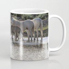 Reaching the Waterhole Coffee Mug
