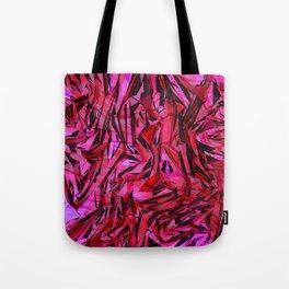 red flow Tote Bag