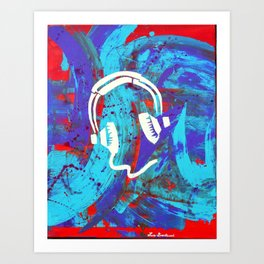 Sweet Beats Art Print