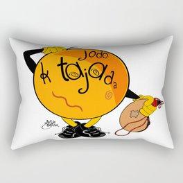 jodo k tajada Rectangular Pillow