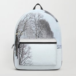 Tree avenue,Paris Backpack