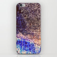Indigo Rough iPhone & iPod Skin