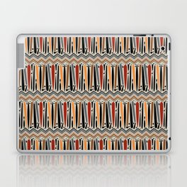 Moth Chevron Laptop & iPad Skin