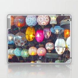 Turkish Lights Laptop & iPad Skin