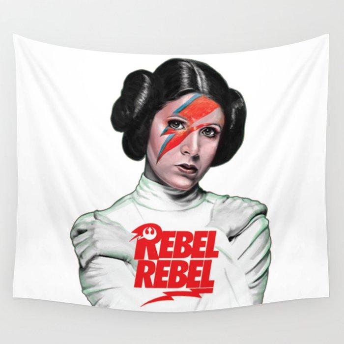 Princess Lei Rebel Wall Tapestry