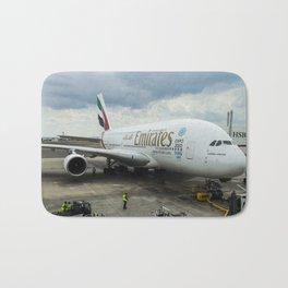 Emirates A380 Airbus Bath Mat