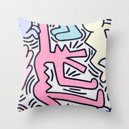 Tuttomondo Throw Pillow