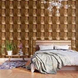 Chaco Ancient Doors Wallpaper