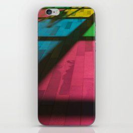 Couleur - colors iPhone Skin