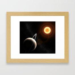 Pollux  Framed Art Print