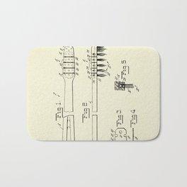Toothbrush-1953 Bath Mat