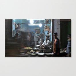 Milk 'sweet' boys India Canvas Print