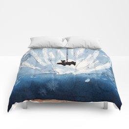 The Landing of Curiosity Comforters