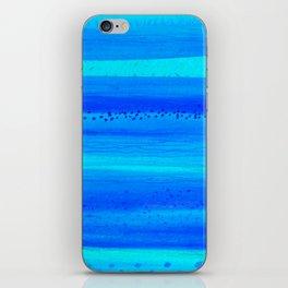 Blue Sky Blue Waters iPhone Skin