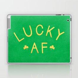 Lucky AF Laptop & iPad Skin
