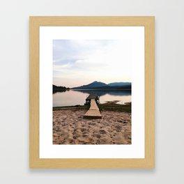 Outstanding Clarity Framed Art Print