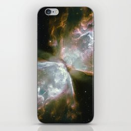 The Butterfly Nebula iPhone Skin