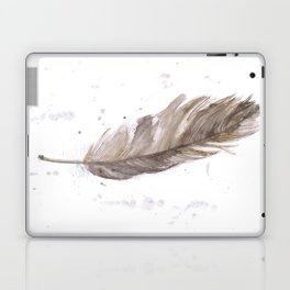 Found feather Laptop & iPad Skin