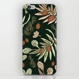 Christmas pattern. iPhone Skin