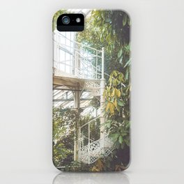 Greenhouse 2 iPhone Case