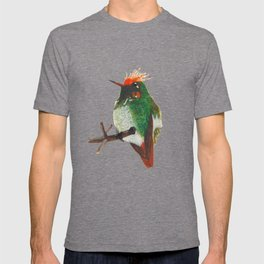 Rufous-crested Coquette T-shirt
