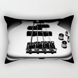 Bass Lines Rectangular Pillow