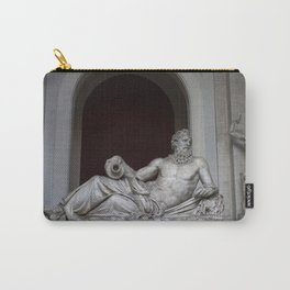 Statue 2 in the Vatican Carry-All Pouch