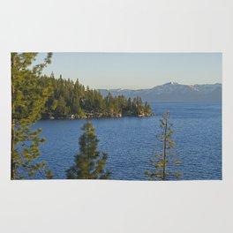 Trees + Tahoe III Rug