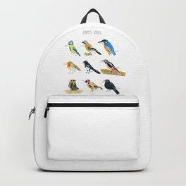 Birds / Vögel Backpack