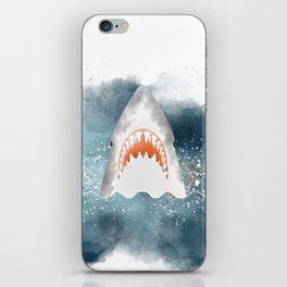 Da-Dum... Da-Dum... iPhone Skin